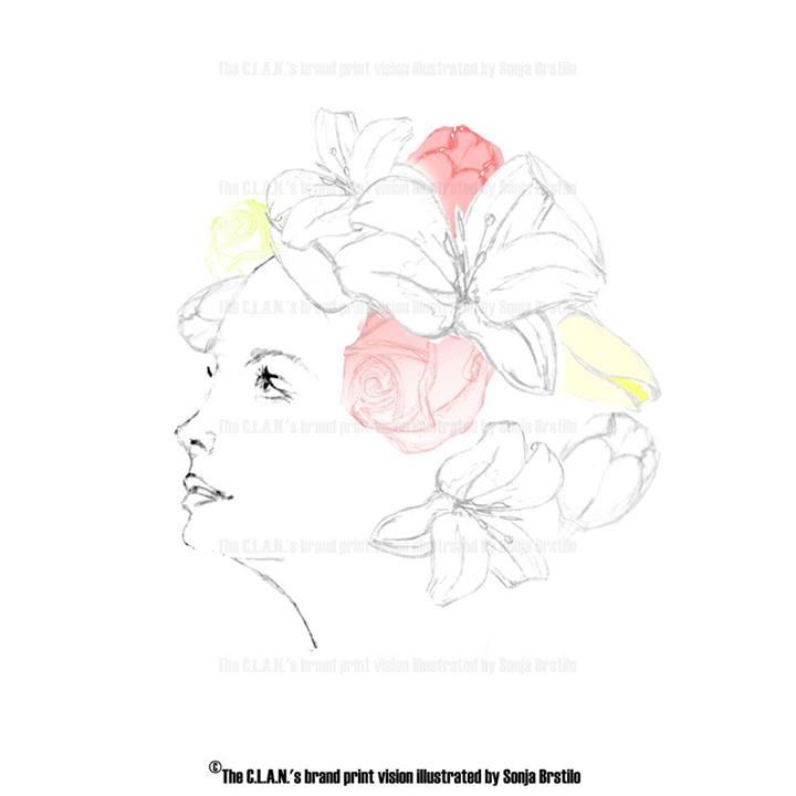 Brstilo-floral